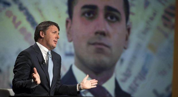 Renzi sfida i 5 stelle paghiamo gli onorevoli in base for Onorevoli 5 stelle