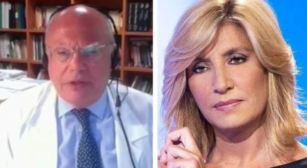 Massimo Galli: «Basta tv, faccio a meno delle interviste: ho da lavorare e studiare»