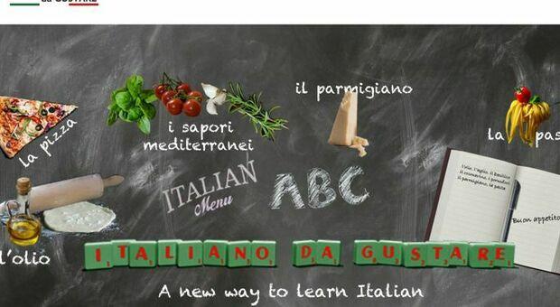 Il nuovo sito per imparare l'italiano