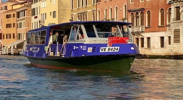 Mobilità, laguna 2023: Venezia punta sui vaporetti ibridi per rispettare l'ambiente