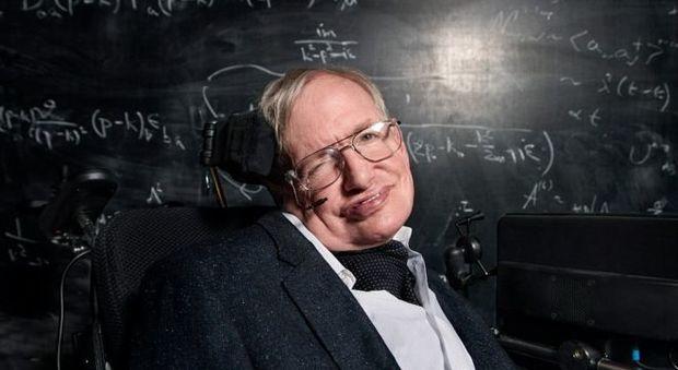 L'astrofisico Hawking vicino al premio Nobel, verifica in laboratorio sull'evaporazione dei buchi neri