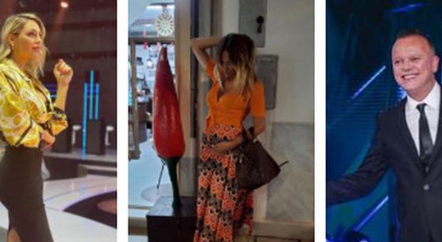 Gigi D'Alessio, la compagna Denise mostra la foto della pancia: la reazione di Anna Tatangelo