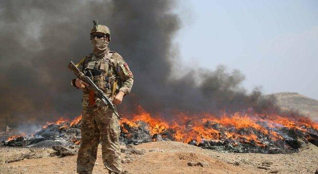 Afghanistan, allarme Usa: «Kabul cadrà nelle mani dei talebani entro 90 giorni»