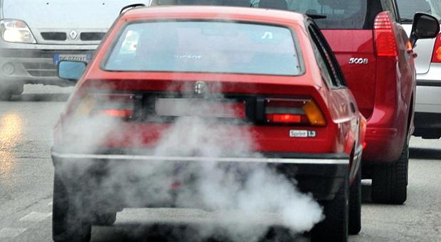 Inquinamento nelle città, il report di Legambiente