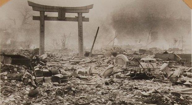 Hiroshima E Nagasaki Dopo 70 Anni Le Foto Degli Orrori
