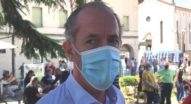 Covid, crescono ancora i contagi in Veneto, Zaia: «Sono 157 nelle ultime 24 ore, la maggioranza asintomatici»