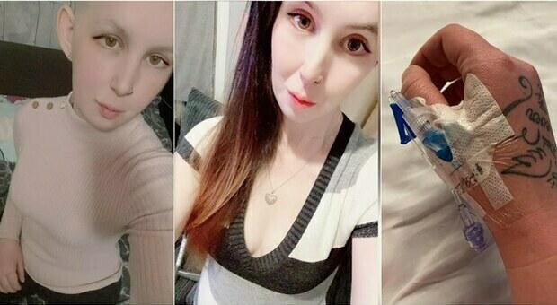Incinta a 28 anni scopre di avere il cancro e si fa amputare la gamba per partorire: «Sono felice di averlo fatto»