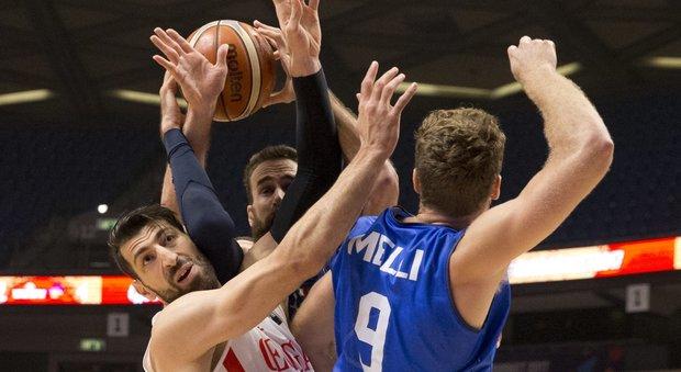 Stoppata in extremis la Georgia: Italia agli ottavi con la Finlandia