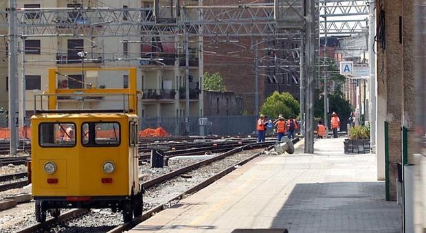 Roma, stazione San Pietro: clochard muore travolto dal treno