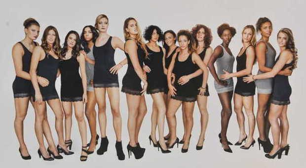 Belle e brave: ecco il calendario sexy delle pantere dell'Imoco Volley