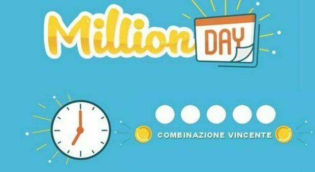 Million Day, i cinque numeri vincenti di oggi domenica 13 dicembre 2020