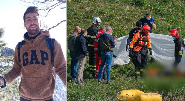 Il ritrovamento del corpo di Mattia Fogarin nel canale Scolmatore a Padova