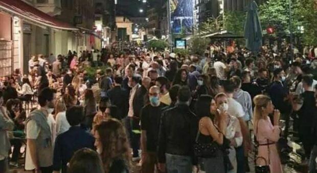 Ressa in strada per la movida: in centro a Feltre adesso scatta la protesta degli abitanti che non riescono a dormire