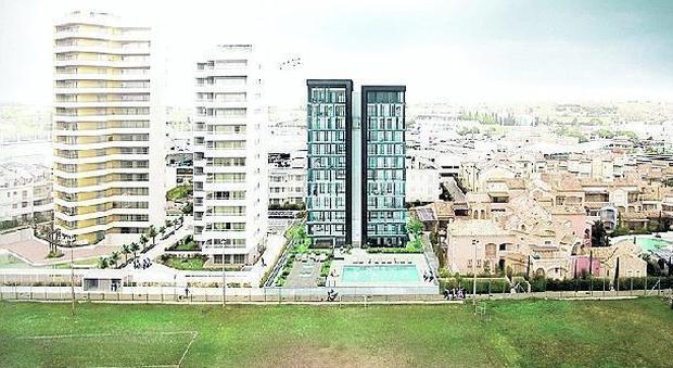 12 piani 24 appartamenti extra lusso e non solo nasce la for Piani di appartamenti stretti