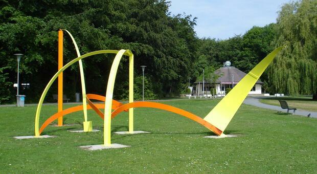 Arte, è morto Phillip King, grande scultore astratto inglese