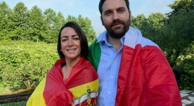 Lei spagnola e lui padovano, in casa si respira aria di sfida