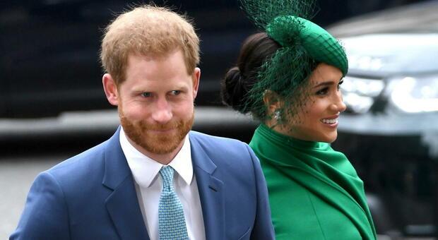 Harry e Meghan, premio green per il limite di 2 figli: «Illuminati»