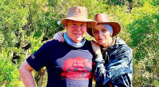 Charlene di Monaco d'urgenza in ospedale in Sudafrica per un collasso. Il Principato: «È stabile»