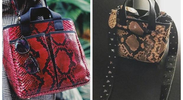 Una borsa che si piega come una busta guarda for Principessa romana