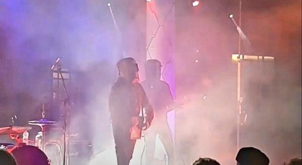Il concerto dei Cyborg ad Adria