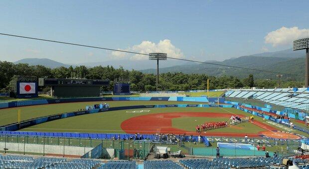 Olimpiadi, Italia del softball sconfitta all'esordio con gli Usa