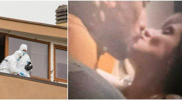Dora Lagreca era nuda quando è caduta: spunta la foto con l'ultimo bacio