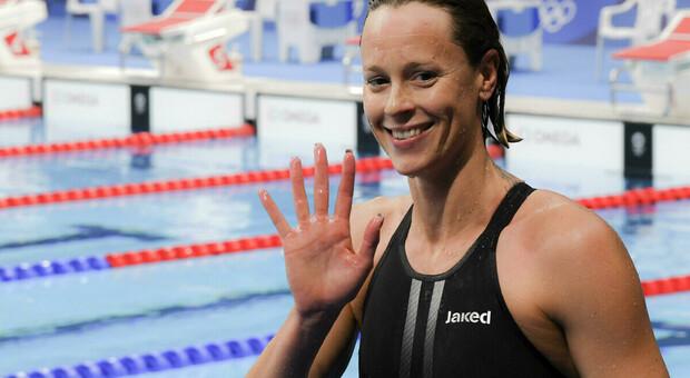 """Federica Pellegrini saluta le Olimpiadi: «Grazie a tutti, non vedo l'ora di iniziare il mio """"dopo""""»"""