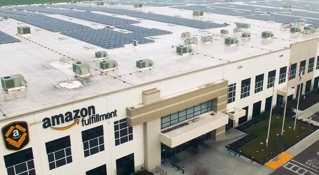 Nuovo centro Amazon porta cento nuovi posti di lavoro