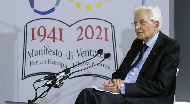 Mattarella a Ventotene: «Sconcertante sentire in Europa chi parla di diritti afghani e poi nega accoglienza»