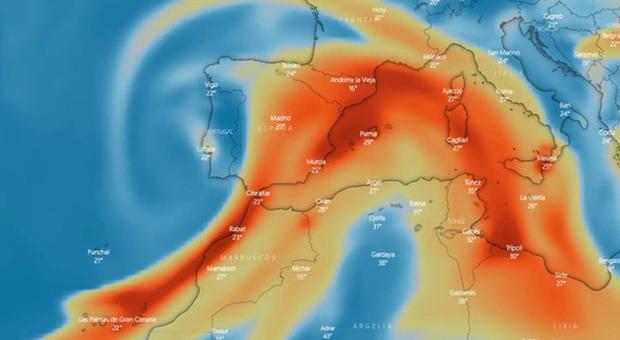 Vulcano Canarie, nube di anidride solforosa in arrivo sull'Italia. Emissioni tossiche? Cosa sappiamo