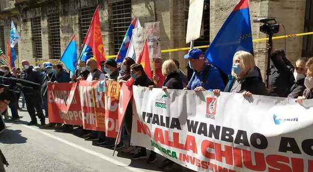 Lavoratori Acc Wanbao