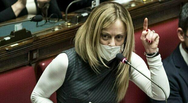 Meloni-Gozzini, ateneo Siena: sospensione cautelativa per il professore