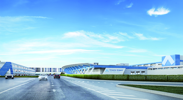 paolo della loggia trieste airport - photo#26