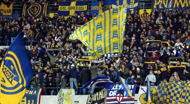 Tifosi del Verona