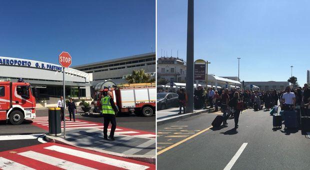 Falso allarme bomba all 39 aeroporto di ciampino scalo evacuato - Allarme bomba porta di roma ...