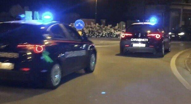 Pattuglie notturne dei carabinieri