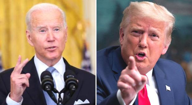 Afghanistan, Trump: «Il ritiro di Biden è la peggiore vergogna della nostra storia»