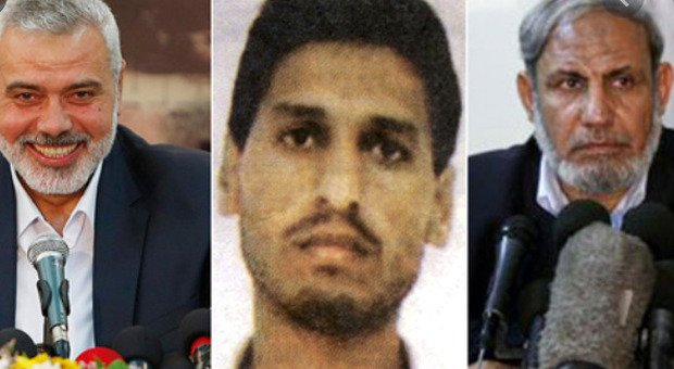 Gaza, i tre che Israele vuole uccidere: in cima alla lista c'è Deif, il terrorista sulla sedia a rotelle
