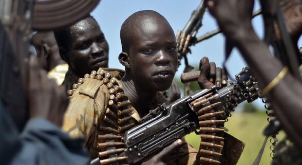 Sud sudan denuncia dell 39 onu stupro come paga per gli for Interno delle piantagioni del sud