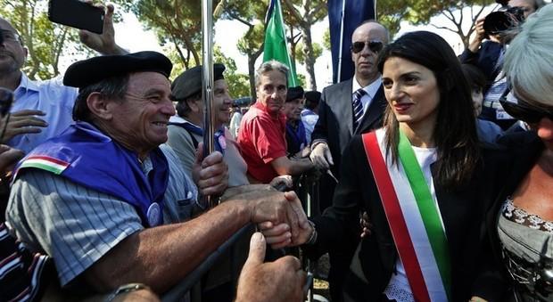 Roma, il day after di Virginia: «Non mollo. Vedere Grillo? Oggi proprio no»