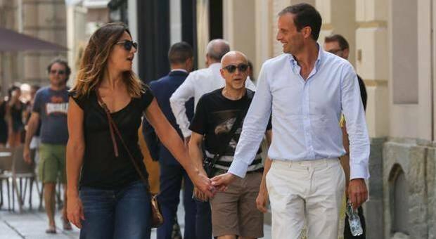 Massimiliano Allegri e Ambra Angiolini, l'amore è finito? «L'allenatore sarebbe sparito nel nulla»