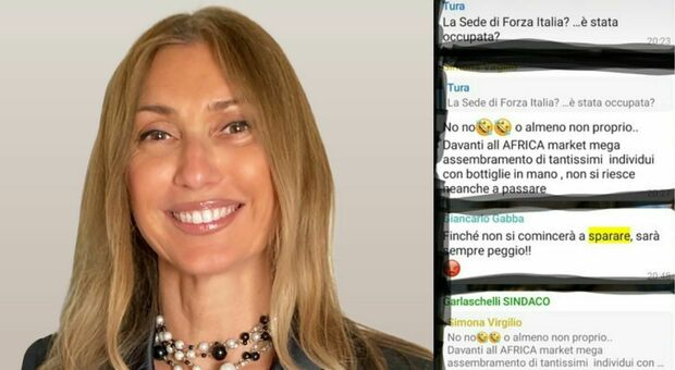 Voghera, i messaggi choc fra sindaca e assessori: «È annegato il marocchino?»