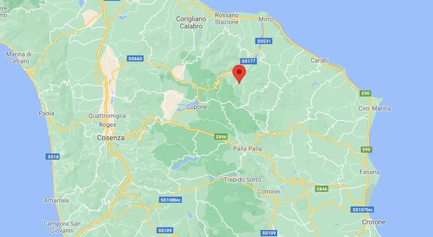 Terremoto in Calabria di 3.4: paura sulla costa jonica cosentina, da Corigliano a Cirò Marina