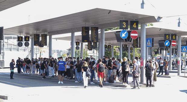 La pandemia ha sconvolto il piano dei servizi di trasporto