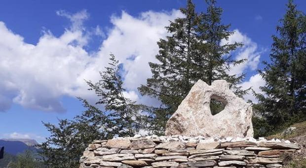 """Il sentiero nel cuore dell'Agordino che attraversa le """"Dolomiti mignon"""""""