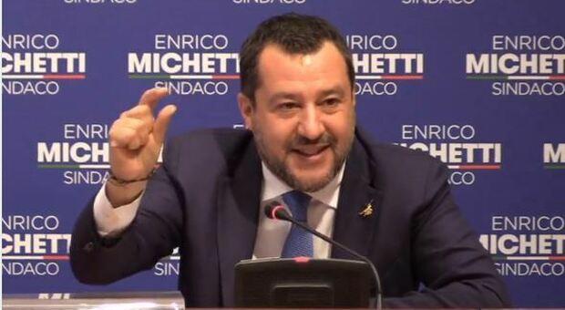 Ballottaggio Roma, Salvini: «Preoccupato per il Paese, chiesto incontro a Draghi. Di alcuni ministri non mi fido»