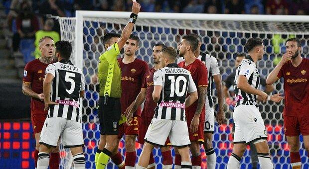 Roma-Udinese 1-0, le pagelle: Pellegrini (6) paga un'ingiustizia, Zaniolo (5,5) non è ancora lui