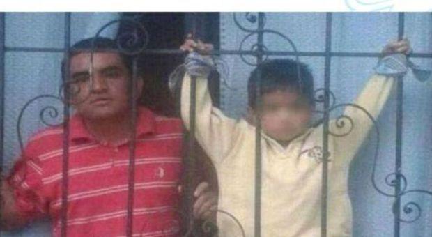 Bimbo di 4 anni legato per mani e piedi fuori dalla finestra rito choc in messico - Bimbo gettato dalla finestra ...