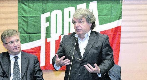 L 39 intervista treviso renato brunetta presidente dei for Deputati di forza italia