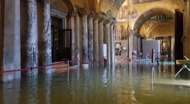 La Basilica di San Marco a Venezia: foto Campostrini